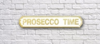 Prosecco Time sign