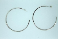 45mm hoop earrings