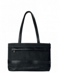 Dubarry Dalkey Leather Handbag in Black