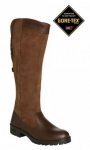 The Dubarry Clare Boot in Walnut