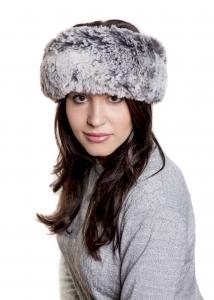 Alaska Fox Headband