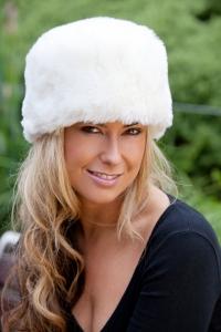 Arctic White Hat