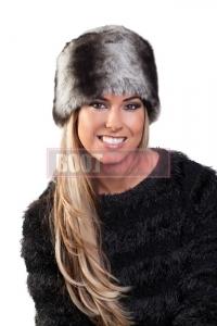 Chinchilla Black Hat