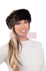 Chocolate Brown Headband