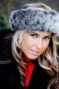 Frost Charcoal Headband