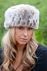 Frost Light Brown Hat