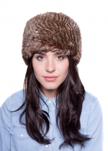 Oyster Brown Hat