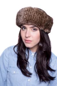 Oyster Brown Headband
