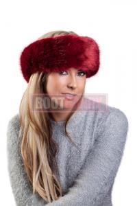 Ruby Red Headband