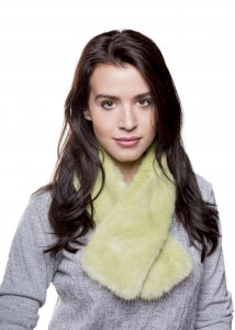 Willow Green Tippet Scarf