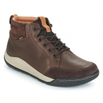 Clarks Ashcombe - Dark Brown