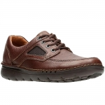 Clarks Unnature Time - Brown