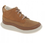 Clarks- Cloud Air - Tan