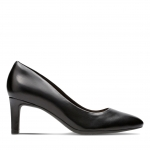 Clarks Calla Rose - Black