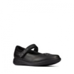 Clarks Etch Bright K - Black