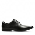 Clarks Glement Lace - Black
