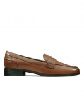 Clarks Hamble Loafer - Tan