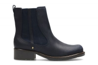 Clarks Orinoco Club - Navy