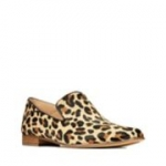 Clarks Pure Viola - Leopard
