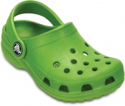 Crocs Classic Kids -  Parrot Green
