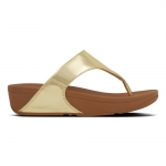 Fitflop� Lulu Shimmer - Rose Gold