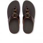 Fitflop� Halo - Chocolate Brown Turtle