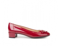 Geox Carey - Red Patent