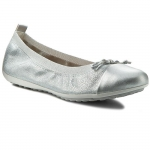 Geox J Piuma - Silver