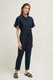 Great Plains Atlas Jumpsuit - Navy