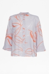 Great Plains Ava Abstract Blouse - Misty Lilac Combo