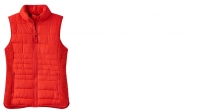 Joules Fallow Padded Vest - Red