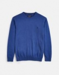 Joules Jarvis Crew Neck - Blue