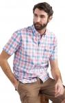 Joules Wilson Shirt - Pink Check