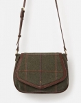 Joules Avebury Tweed 204392 - Dark Green