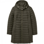 Joules Canterbury Long Padded Jacket - Green