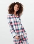 Joules Dream Long Sleeve Pyjama Top - Multi