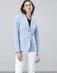 Joules Erica - White Blue