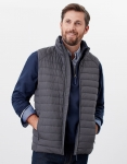 Joules Go To Gilet - Grey Metal