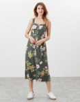 Joules Kimia - Green Floral