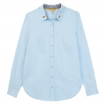 Joules Lucie Shirt - Blue
