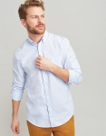 Joules Oxford Shirt - Blue Stripe