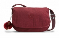 Kipling Earthbeat S - Burnt Carmine C