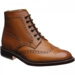 Loake Burford 2 - Tan