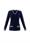 Marble 6018 Sweater - Navy