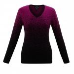 Marble 6327 Sweater - Raspberry