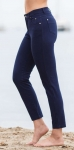 Marble 2400  7/8 Jeans - Navy