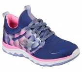 Skechers Diamond Runner - Pink/Navy