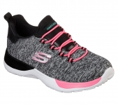 Skechers Dynamight Break Through - Black Multi