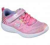 Skechers Go Run 600 Shimmer Speeder - Pink