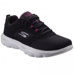 Skechers Go Walk Evolution Ultra - Black